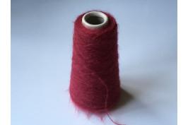Superkid-Mohair Polyamide Merino 2637 bordeau rood 100 gram