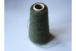 Superkid-Mohair Polyamide Merino 2622 leger groen 100 gram