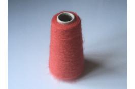 Superkid-Mohair Polyamide Merino 2633 koraal rood 100 gram