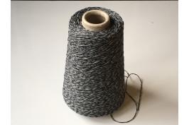 Kashmir-Wol-Viscose-Polyamide 2907 lichtgrijs/grijs/zwart 200 gram