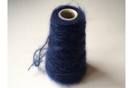 Kid-Mohair Wol Polyamide 1817 royal blauw 100 gram