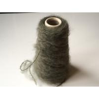 Kid-Mohair Wol Polyamide 1822 legergroen 100 gram