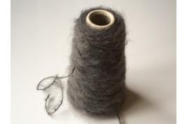 Kid-Mohair Wol Polyamide 1806 grijs 100 gram