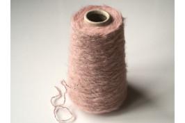 Katoen-Polyamide-Elasthan 2461 oud roze 200 gram