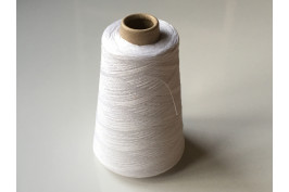 Katoen-Acryl 1558 wit 200 gram