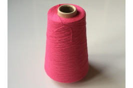 Katoen-Acryl 1988 fuchsia roze 200 gram