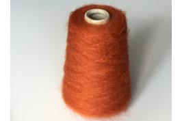 Kid-Mohair Acryl Polyamide 1865 roest 200 gram