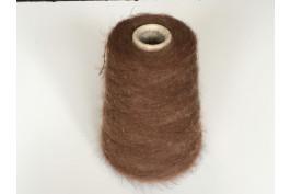 Kid-Mohair Acryl Polyamide 1851 bruin 200 gram