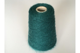 Kid-Mohair Acryl Polyamide 1816 zeegroen 200 gram