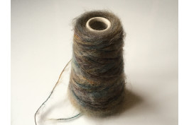 Kid-Mohair Wol Polyamide 1893 gemeleerd 100 gram