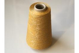 Viscose-Polyester-Metallic 1842 geel-zilver 200 gram