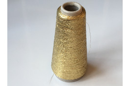 Lurex 1933 licht goud 50 gram