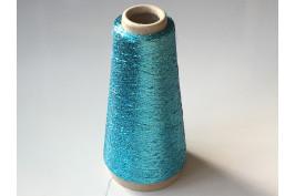 Lurex 1928 capri blauw 50 gram