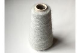 Mohair Superfine Alpaca Polyamide 4402 licht grijs 100 gram (op=op)