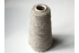 Mohair Superfine Alpaca Polyamide 4409 ecru 100 gram (op=op)