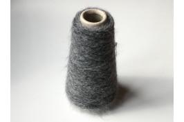 Mohair Superfine Alpaca Polyamide 4404 grijs 100 gram (op=op)