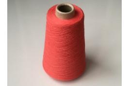 Katoen-Acryl 1574 zalm rood 200 gram.