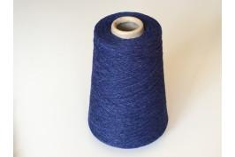 Wol-Polyamide-Z0331 denim blauw