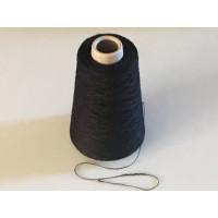 Katoen-Acryl 1144 zwart 200 gram