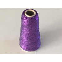 Lurex 1925 lila 50 gram