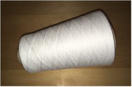 Katoen-Acryl 1558 wit 200/500 gram