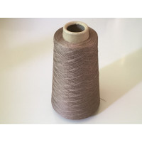 Viscose-Elasthan 1860 Beige bruin 200 gram