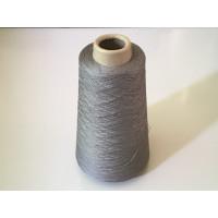 Viscose-Elasthan 1861 Tin grijs 200 gram