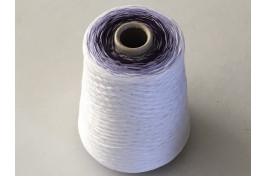 Katoen Acryl 0011 Garencake 370 gram / 1385 meter wit-grijs-paars