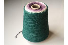 Katoen Acryl 0018 Garencake 390 gram / 1460 meter smaragd-paars