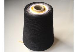 Katoen Acryl 0017 Garencake 390 gram / 1460 meter zwart-geel