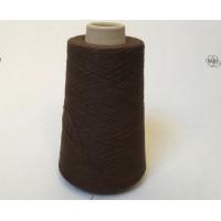 Katoen-Acryl 1380 noten bruin 200 gram
