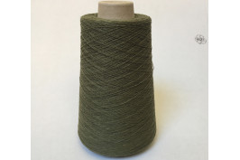Katoen-Acryl 2198 kaki groen 200 gram