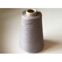 Katoen-Acryl 2003 tin grijs 200 gram