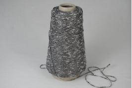 Katoen Acryl 1625 zilver grijs 200 gram