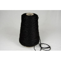 Katoen-Acryl 1640 zwart 200 gram