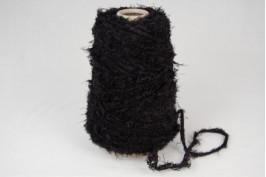 Katoen Acryl 1635  zwart boa garen 200 gram
