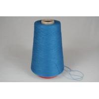 Katoen-Acryl 1614 zee blauw 200 gram