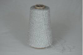 Katoen-Acryl 1417 grijs wit 200 gram