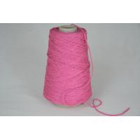 Katoen-Acryl 1450 fel fuchsia roze 200 gram