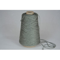 Katoen-Acryl 1490 salbei groen 200 gram