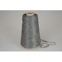 Viscose-Acryl 1467 glitter tin grijs 200 gram