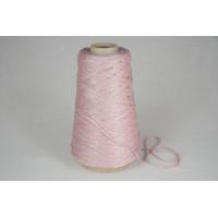 Viscose-Acryl 1471 glitter anemone roze 200 gram