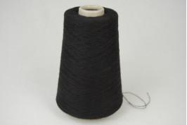 Wol-Acryl 1536 zwart 200 gram