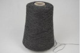 Wol-Acryl 1537 antraciet grijs 200 gram