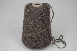 Wol-Acryl 1541 bruin tweed 200 gram.