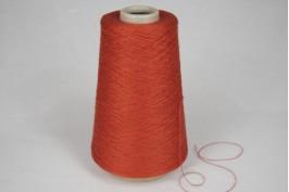 Katoen-Acryl 1529 cayenne oranje 200 gram