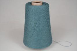Katoen-Acryl 1556 jade blauw 200 gram
