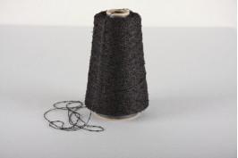 Acryl-Polyamide 1318 grijs zwart 200 gram op=op