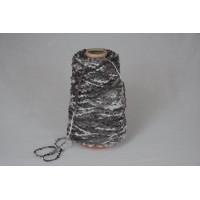 Wol-Acryl 1369 multi grijs 200 gram